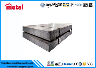 China A36 Stainless Steel Cold Rolled Steel Plate ASTM / ASME Standards 5.8m Length supplier