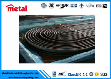 China ASTM/ASME A/SA213 T5 U Tube Duplex Stainless Steel U-bent Tubes supplier