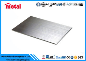 China 4130 ANSI Cold Rolled Steel Plate Galvanized Surface Treatment 0.5 - 220mm Thickness supplier