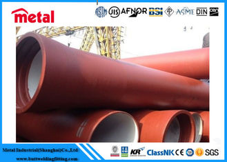 China GR.B PSL1 FBE Coated Pipe , ERW Epoxy Coated Steel Tube For Oil Transportation supplier