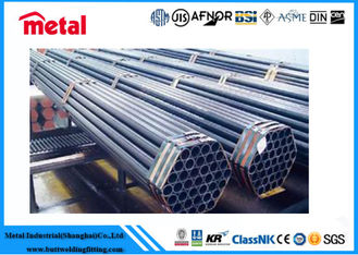 China ASTM A179 Cold Drawn Steel Pipe , Sa 192 High Pressure Heat Exchanger Piping supplier