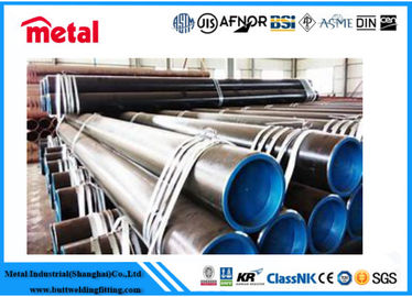 China 60.3mm X 2.77mm X 4000mm Cold Drawn Seamless Tube , ASTM A179 High Pressure Steel Tubing supplier