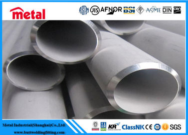 China WNR 1.4429 Austenitic Stainless Steel Pipe Thin Wall 1 - 48 Inch Size supplier