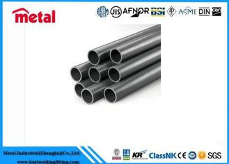 China 6063 / 3003 Turning Aluminum Alloy Pipe Anodized Surface SGS Specification supplier