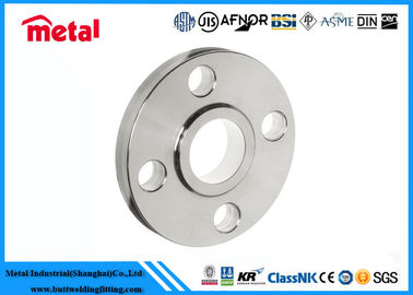 China Class 900 Weld Neck Orifice Flange , Oil / Gas System Threaded Reducing Flange supplier