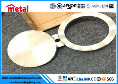 China ASTM B564 Blind Pipe Flanges , UNS N08825 RAISED FACE Carbon Steel Pipe Fittings supplier