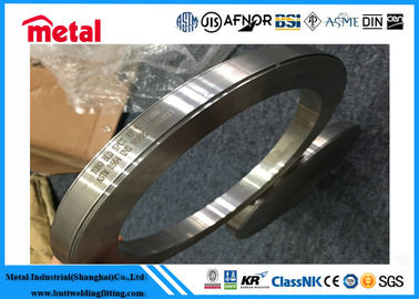 China 20 Nickel Alloy Pipe Fittings 150LB Spectacle Blinds Flanges For Connection supplier