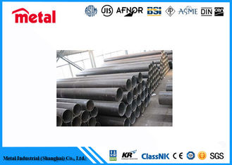 China Cold Temperature Thick Wall Steel Pipe Seamless , Customized Pressure Steel Pipe supplier
