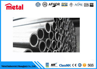 China Seamless Low Temperature Carbon Steel Pipe , Black Commercial Steel Pipe supplier