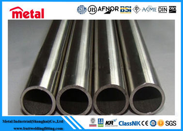 China Incoloy 901 Seamless Alloy Pipe , ASME B36 10 Oil Alloy Steel Pipe Round Shape supplier