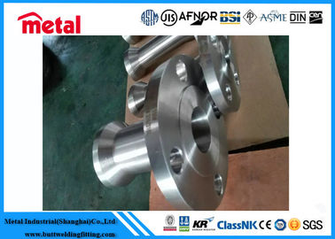 China ASTM B564 Alloy Steel Flanges , Petroleum Industry Forged Steel Flanges supplier