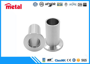 China 10S Thickness Super Duplex Stainless Steel Pipe Fittings Stub End 2 Inch Size supplier