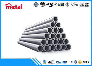China Round Seamless Duplex Ss Pipe , UNS32750 ASME A789 Schedule 40 Steel Pipe supplier