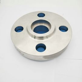 China ASTM ANSI B16.5 Class 600 Socket Weld Flange A182 F44 1 Inch Forged SW supplier