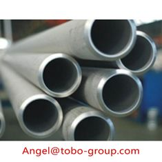 ASTM B 444, ASTM B 829, ASME SB444 Thick Wall Steel Pipe with Beveled End