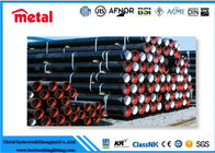 Grade X 52 PSL1 DIN 30678 Plastic Coated Steel Pipe