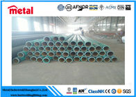 China PE / 3PE Coated Steel Pipe For Liquid / Oil / Gas / Petroleum 1.8 - 22 Mm Thickness factory