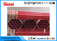 China 20 INCH WT 16.3MM Epoxy Lined Steel Pipe Customized Color 1.8 - 22 Mm Thickness factory
