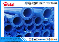 China Hot Rolled Epoxy Lined Carbon Steel Pipe , Plastic Coated 12 Inch Sch 40 Pipe factory