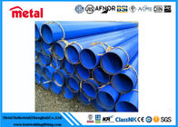 China OD 60.3mm Welded Erw Steel Pipe Thickness 3.9mm API 5L X60 / X80 PSL2 factory