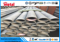 China UNS S31703 / 317LN Thin Wall Steel Tubing , Austenitic Schedule 10 Stainless Steel Pipe company