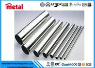 China Small Capillary Anodized Aluminum Pipe , Round Aircraft Grade Aluminum Tubing factory