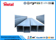 China 8 Inch Sch80 Hot Dip Galvanized Tube Square Shape Q215A Material Hot Rolled company
