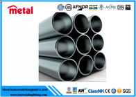 China Large Diameter Seamless Galvanized Steel Pipe . ASTM A333 Gr.10 Steel Gas Pipe factory