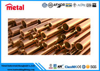 Durable Round Copper Nickel Pipe Seamless Excellent Corrosion Resistance