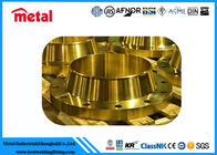 China Exchanger Shells Copper Nickel Pipe Fittings Copper Tube Flange For Industry company
