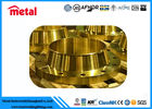 Exchanger Shells Copper Nickel Pipe Fittings Copper Tube Flange For Industry