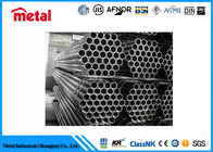 Construction Low Temp Carbon Steel Pipe , High Tensile Seamless Mild Steel Pipe