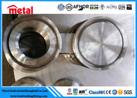 China Nickel Alloy Steel Flanges , Fertilizer Industry Spectacle Blind Flange ASME B16 48 factory