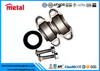 Turbo Exhaust Quick Release Alloy Steel Pipe Fittings Stainless Steel Clamp