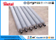 High Thermal Conductivity Extended Surface Boiler Air Heater Tubes WT 1.4mm Length 3.9m