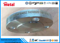 Forged 2 Inch Alloy Steel Flanges Blind Flange BLRF 150# B462 N08020 For Power Station