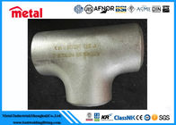 China BW Pipe Fittings Alloy Steel Pipe Equal Tee ASTM B366 Alloy B UNS N10001 factory