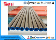 UNS N10001 Alloy B Nickel Alloy Seamless Pipe Wet Chlorine Resistant High Strength