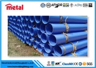 Fusion Bonded Epoxy Coated Steel Pipe Seamless API Steel Tube With DIN30670 Standard