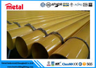 Powder Coated Steel Tube API 5L GRADE X42 MS PSL2 3LPE 1.8 - 22 Mm Thickness