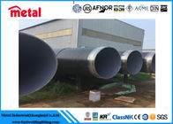 Coated Stainless Steel Tubing LSAW Coated Steel Gas Pipe Anti Corrosion Protection