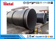 API 5L X52 3LPE Coated Steel Pipe DN600 SCH 40 Thickness LSAW For Liquid