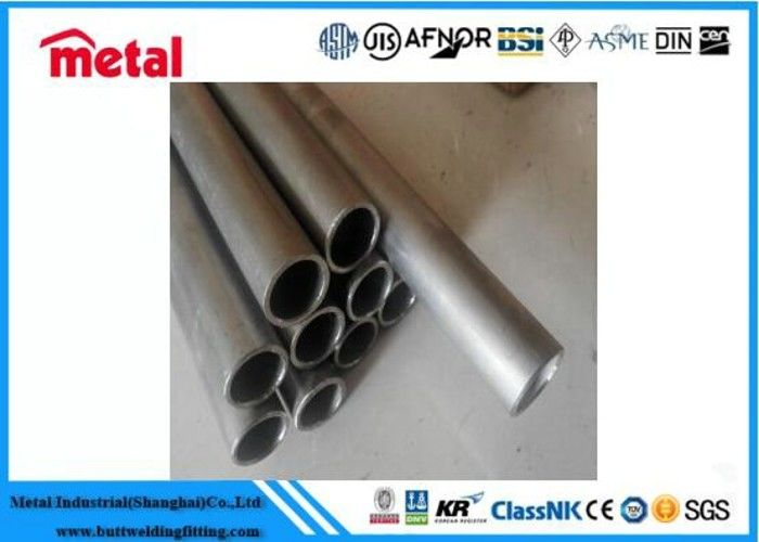 ASTM 2063 Nickel / Titanium Alloy Pipe Nitinol Grade High Tensile Strength