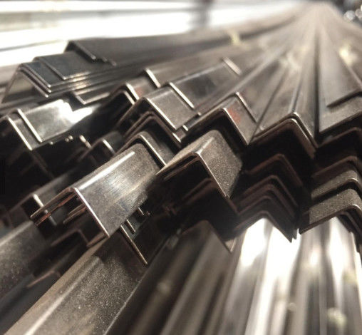 Equal Bending Cold Rolled Sus304 Stainless Steel Angle Bar