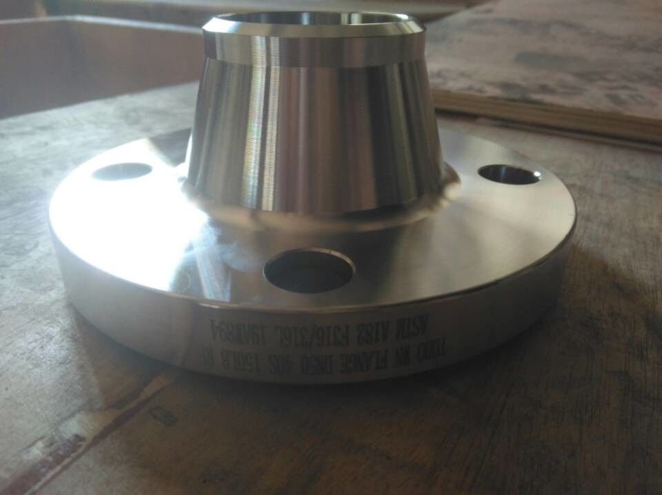 ASTM A182 F904l Forged Rf Welding Neck Nickel Alloy Flange