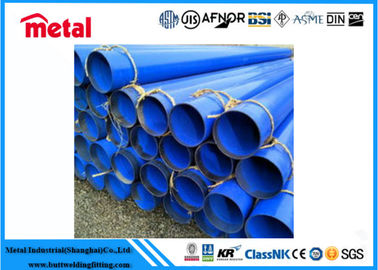OD 60.3mm Welded Erw Steel Pipe Thickness 3.9mm API 5L X60 / X80 PSL2
