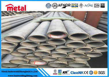 UNS S31703 / 317LN Thin Wall Steel Tubing , Austenitic Schedule 10 Stainless Steel Pipe
