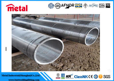 CUSTOM SCH80 Seamless Steel Tube , ASTM SA210 Gr.C High Pressure Steel Pipe