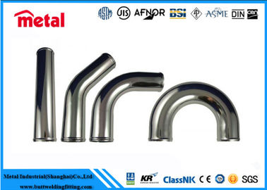 Heating Plant U Bend Pipe , ASTM / ASME A / SA163 825 Seamless Steel Pipe