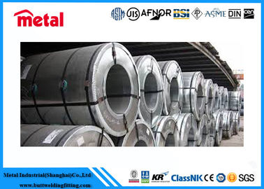 China 304 / 316 Durable Cold Rolled Steel Plate Roll Galvanized Surface Treatment factory